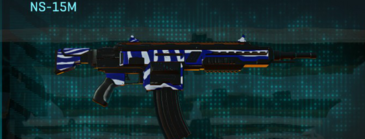 Nc zebra lmg ns-15m