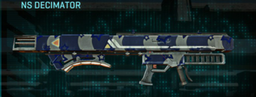 Nc patriot rocket launcher ns decimator