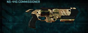 Indar dunes pistol ns-44g commissioner
