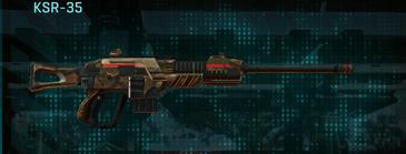 Indar rock sniper rifle ksr-35