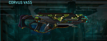 Jungle forest assault rifle corvus va55