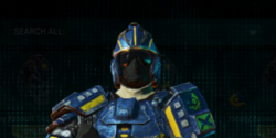 Nc illuminated apex helmet heavy assault