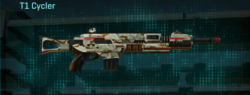 California scrub assault rifle t1 cycler