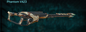 Desert scrub v2 sniper rifle phantom va23