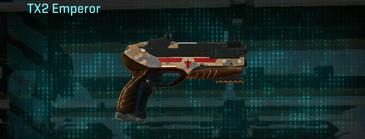 Indar canyons v1 pistol tx2 emperor