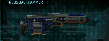 Nc loyal soldier heavy gun nc05 jackhammer