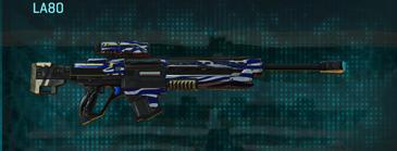Nc zebra sniper rifle la80