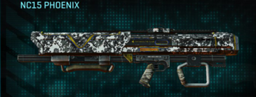 Snow aspen forest rocket launcher nc15 phoenix