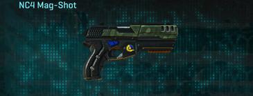 Amerish grassland pistol nc4 mag-shot