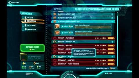 Planetside 2 Basic (land) vehicle tutorial