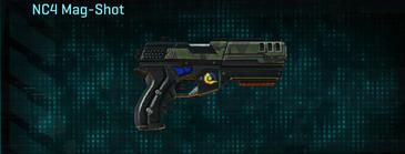 Amerish scrub pistol nc4 mag-shot