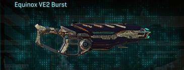 Arid forest assault rifle equinox ve2 burst