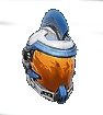 NC Inf Helm Crested