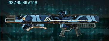 Nc alpha squad rocket launcher ns annihilator