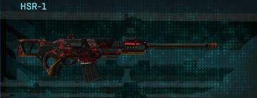 Tr loyal soldier scout rifle hsr-1