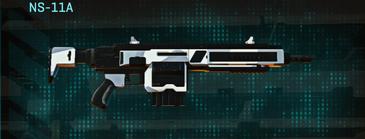 Esamir ice assault rifle ns-11a