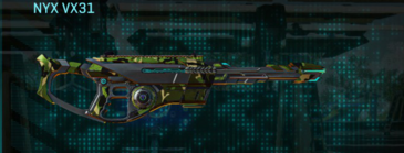 Jungle forest scout rifle nyx vx31