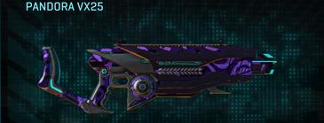Vs alpha squad shotgun pandora vx25