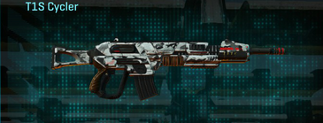 Forest greyscale assault rifle t1s cycler