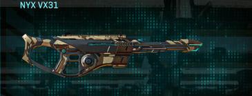 Indar scrub scout rifle nyx vx31