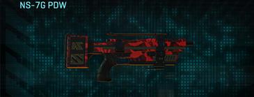 Tr alpha squad smg ns-7g pdw