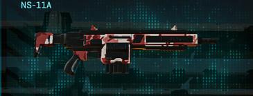 Tr urban forest assault rifle ns-11a