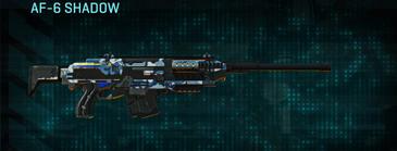 Nc urban forest scout rifle af-6 shadow