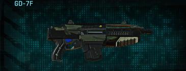 Amerish scrub carbine gd-7f