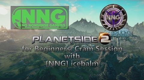 Planetside 2 for Beginners Cram Session