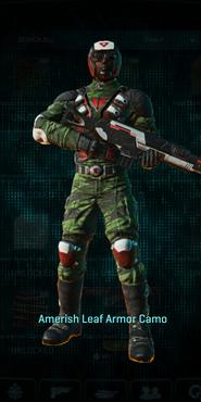 Tr amerish leaf combat medic
