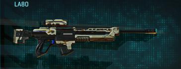California scrub sniper rifle la80