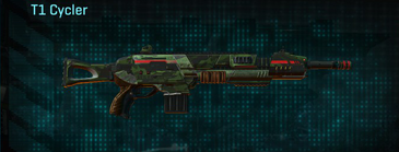 Amerish leaf assault rifle t1 cycler