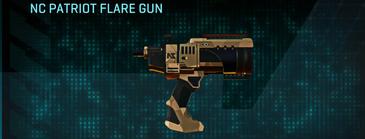 Indar plateau pistol nc patriot flare gun