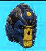 NC Heavy Helm IlluminatedSkull