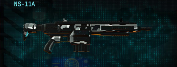 Indar dry brush assault rifle ns-11a