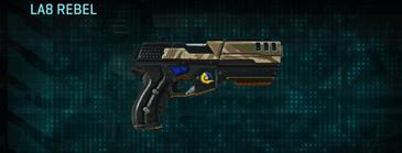 Indar dunes pistol la8 rebel