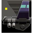 WeaponAttachments VS DokuWeapons Attachments ReflexSight001 Yellow 128x128
