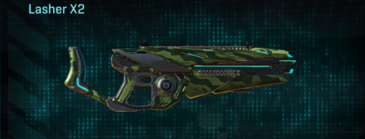 Amerish forest heavy gun lasher x2
