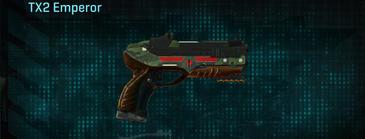 Amerish leaf pistol tx2 emperor