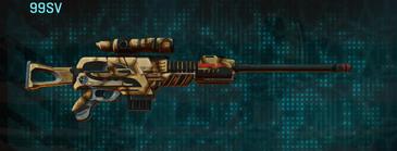 Giraffe sniper rifle 99sv