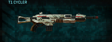 Indar dry ocean assault rifle t1 cycler