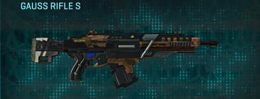 Indar rock assault rifle gauss rifle s