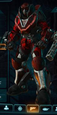 Tr alpha squad max