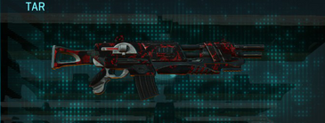 Tr loyal soldier assault rifle tar