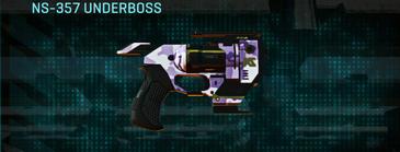 Vs urban forest pistol ns-357 underboss