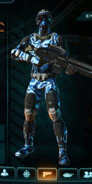 Nc alpha squad infiltrator