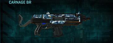 Nc urban forest assault rifle carnage br