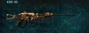 Giraffe sniper rifle ksr-35