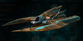 Indar rock scythe