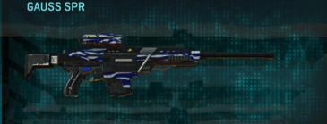Nc zebra sniper rifle gauss spr